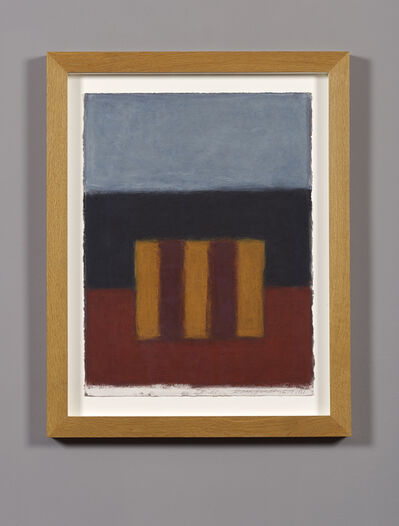 Sean Scully, 'London 6.9.01', 2001
