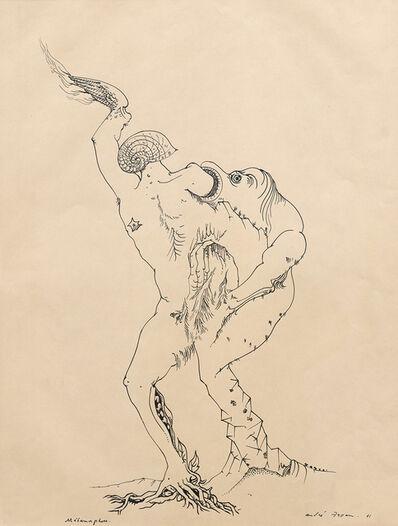 André Masson, 'Métamorphose', 1941