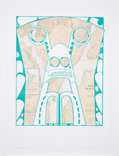 Sonny Assu, 'Landline #12', 2020