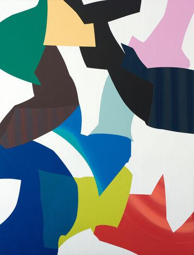 Hugh Byrne, 'Form Sequence Series 1018-15', 2018