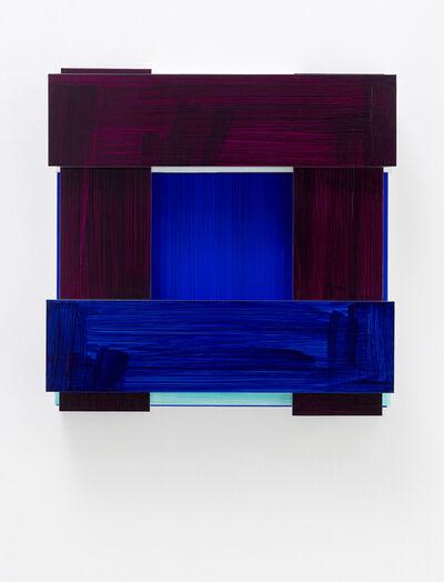 Imi Knoebel, 'Face 25', 2003