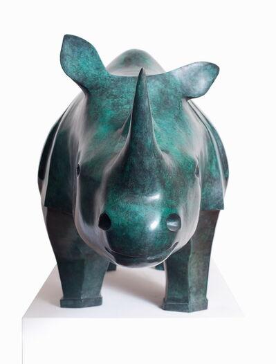 Daniel Daviau, 'Rhinoceros', 2010