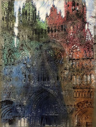 Artiste-Ouvrier, 'Cercle Chromatique', 2018