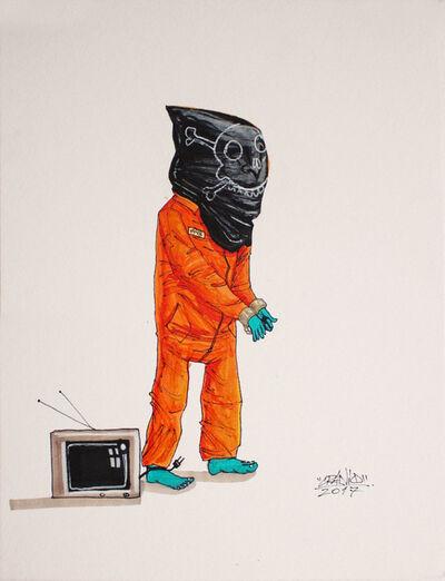 """CRANIO Fabio de Oliveira Parnaiba, '""""Orange TV System""""', 2017"""