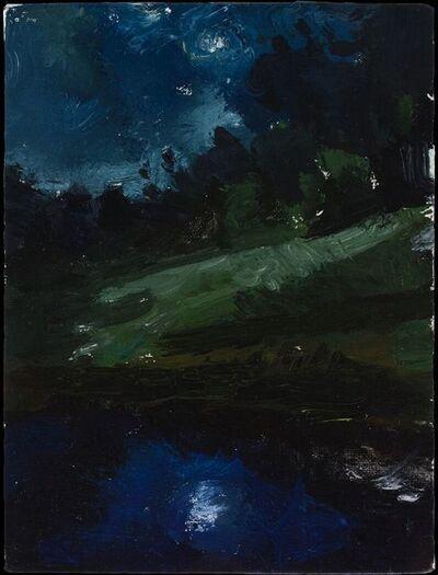 Susanna Coffey, 'Skowhegan, Moon Pond, 6/07', 2007