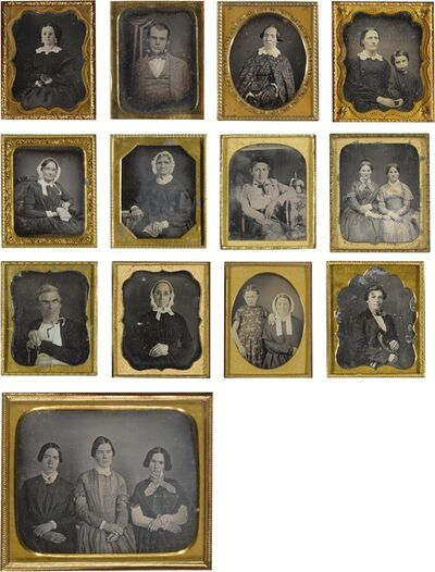 Anonymous American Photographers, 'Selected Portraits of Patients and Persons with Physical Abnormalities'
