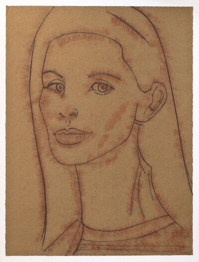 Alex Katz, 'Portraits: Alba', 2002