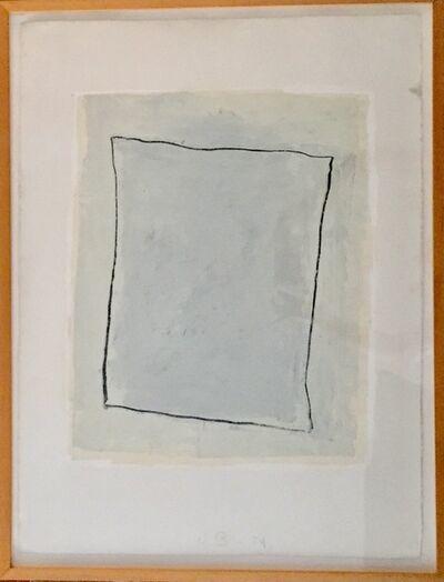Jake Berthot, 'January White Group #2', 1974