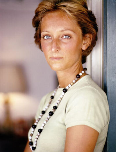 Slim Aarons, 'Desideria Corsini, 1973: Countess Desideria Corsini in Porto Ercole, Tuscany', 1973