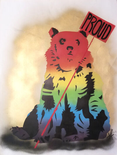 k.k., 'Grizzly: PROUD', 2018