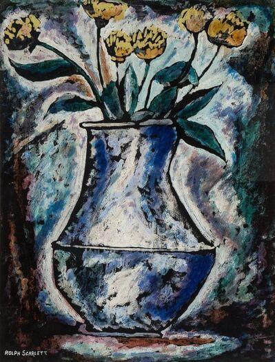 Rolph Scarlett, 'The Blue Vase'