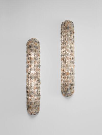 Flavio Poli, 'Pair of wall lights', 1950s