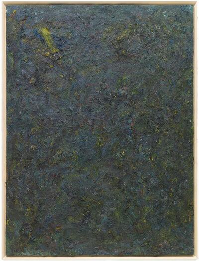 Milton Resnick, 'Straws', 1982