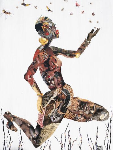 Penda Diakité, 'Fula Musso (Fulani Woman)', 2020
