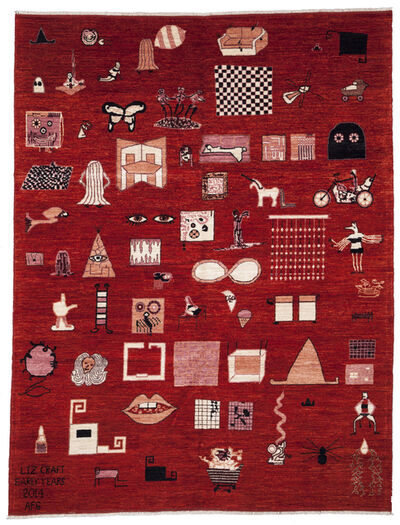 Liz Craft, 'Early Years', 2014