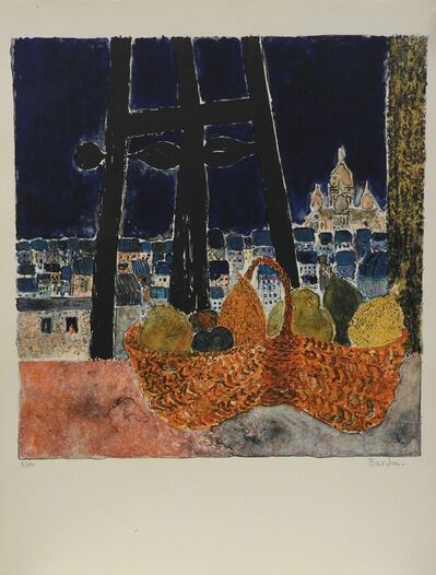 Guy Bardone, 'Nature morte devant Sacre Coeur', 1964