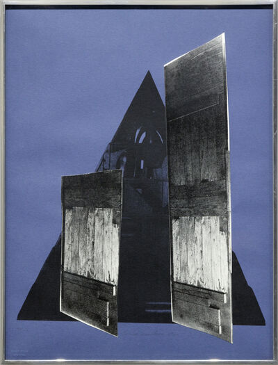Louise Nevelson, 'Façade Suite', 1966