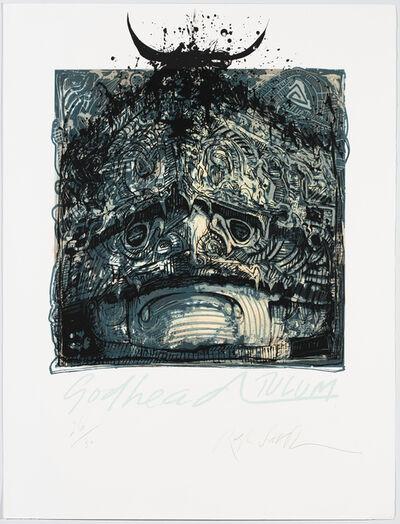 Ralph Steadman, 'Godhead Tulum', 1993