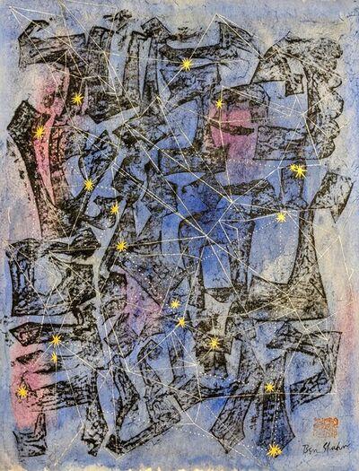 Ben Shahn, 'Alphabet and Constellation', ca. 1962