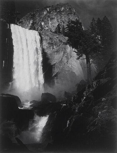 Ansel Adams, 'Vernal Fall, Yosemite Valley, California', ca. 1948