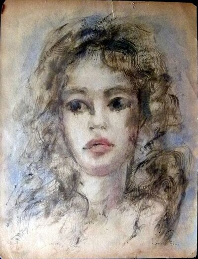 Leonor Fini, 'Woman Portrait'