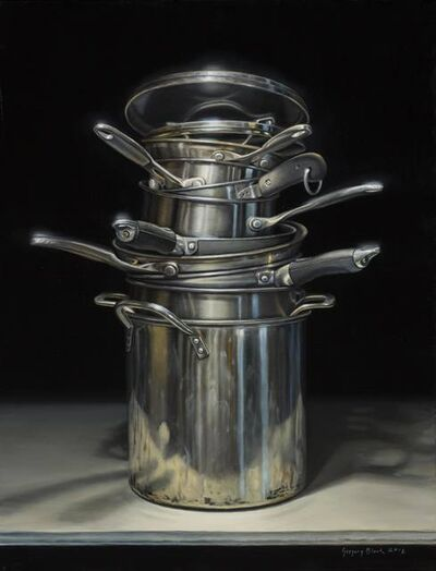 Gregory Block, 'Pots and Pans', 2016