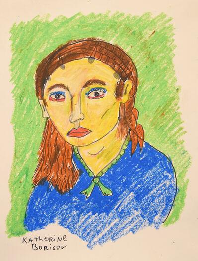 Catherine Borisov, 'Self-Portrait', 2018