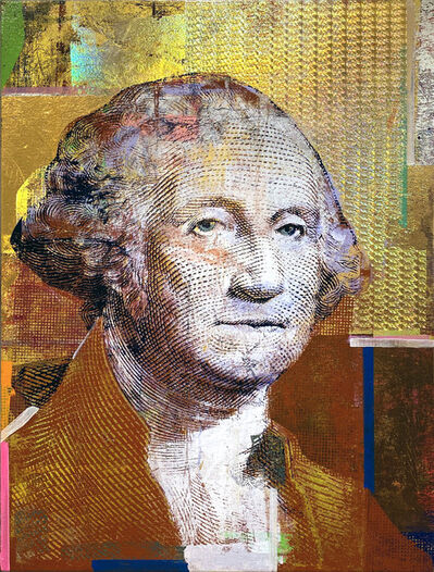 Houben R.T., 'One Dollar George Washington', 2021