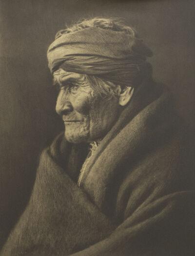 Edward Sheriff Curtis, 'Geronimo - Apache', c. 1907