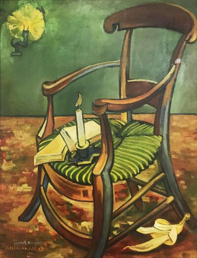 Ilya Chichkan, 'Homage to Vincent Van Gogh «Gauguin's Chair» ', 2019
