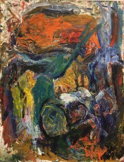 Erland Cullberg, 'Abstrakt', ca. 2000