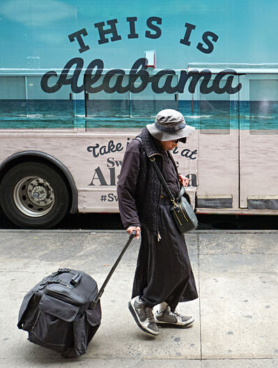 Neil O. Lawner, 'This Is Alabama, NYC'