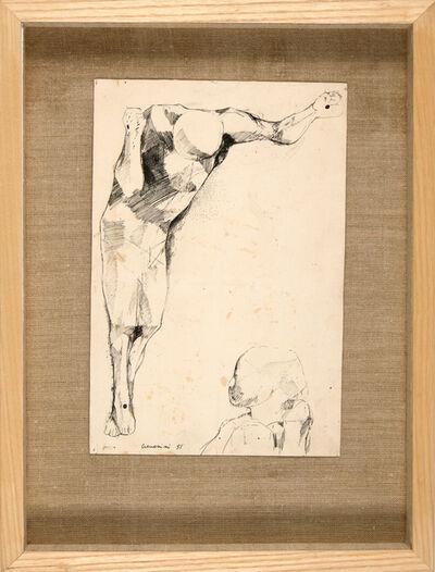 Leonardo Cremonini, 'Resurrection of  Christ', 1951