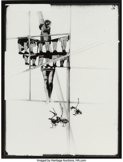 László Moholy-Nagy, 'Structure of the World', circa 1925