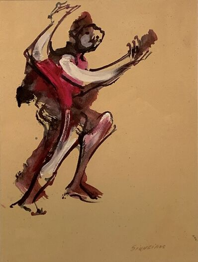 David Alfaro Siqueiros, 'Untitled', ca. 1965