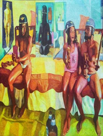 Henry Mzili Mujunga, 'Untitled', 2017