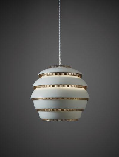 Alvar Aalto, 'Mehiläispesä (Beehive) ceiling light, model no. A 331', circa 1953