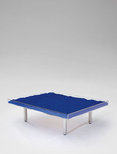 Yves Klein, 'Table Bleue', Designed in 1961