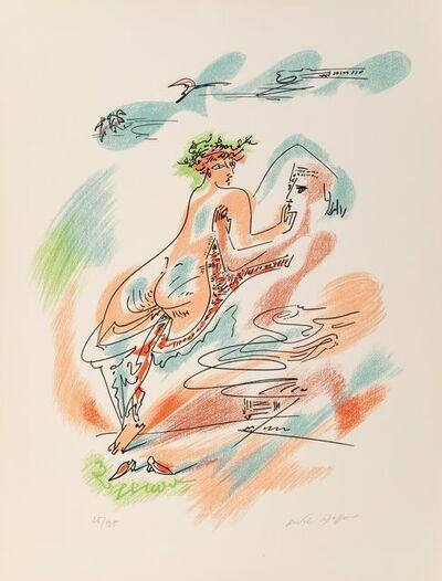 André Masson, 'L'Amour', 1967