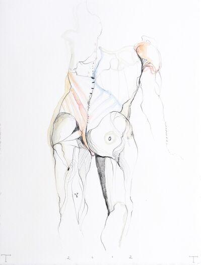 Terry Thompson, 'Vesalius Study', 2012