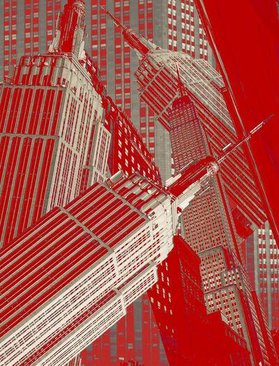 Frederick Hodder, 'Fall of the Empire', 2014