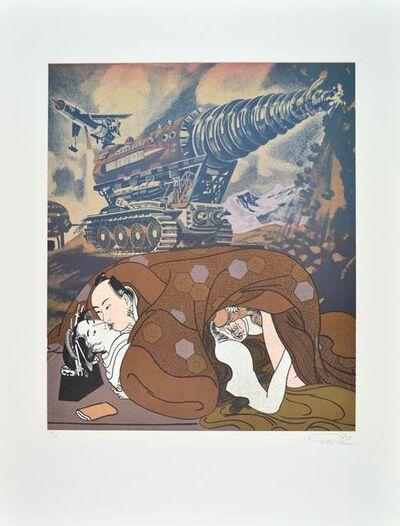 Erró, 'Made in Japan VI', 1970-1980