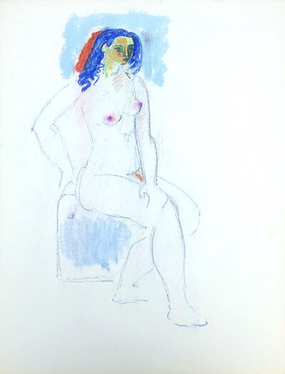 Hans Burkhardt, 'Untitled 033', 1970