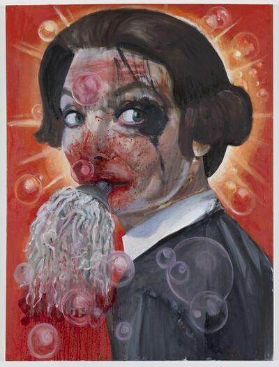 Dawn Mellor, 'Jean Marsh', 2017