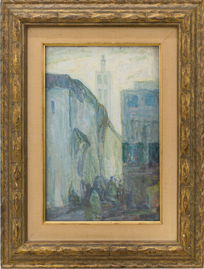 Henry Ossawa Tanner, 'French Chateau - A Study', ca. 1912