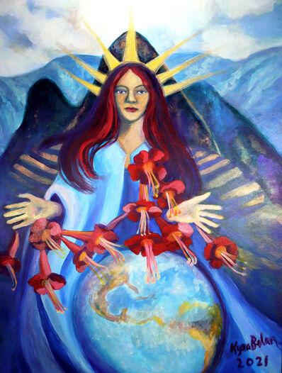 Kyra Belan, 'Pachamama', 2021