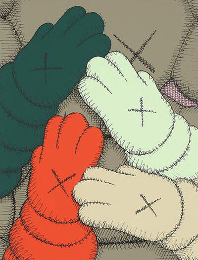 KAWS, 'URGE No, 7', 2020
