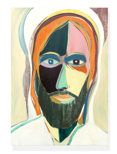 Jules de Balincourt, 'Looking for Jesus and Osama', 2014