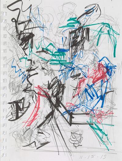 Elise Ansel, 'Study III for Revelations', 2015