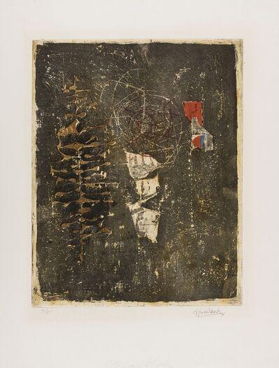 Johnny Friedlaender, 'Crépuscule d'Octobre', 1959